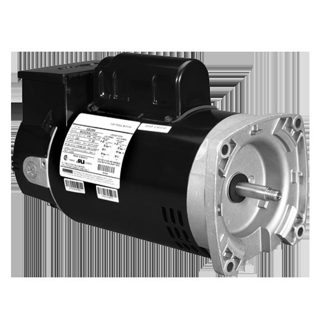 NIDEC FHP FULL RATER C-FACE 56Y 2-SPEED TIMER 230V