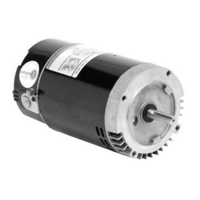 NIDEC 230V FHP FULL RATER C-FACE TIME 2-SPEED SHAFT