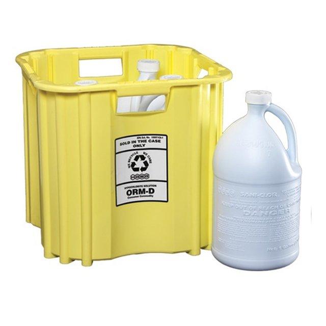 1 Gal HASA 4×1 Liquid Chlorine